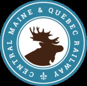Central Maine & Quebec Railway logo