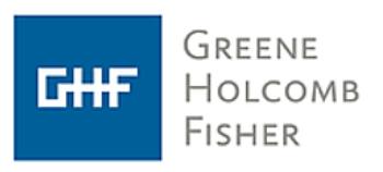 Greene Holcomb Fisher logo