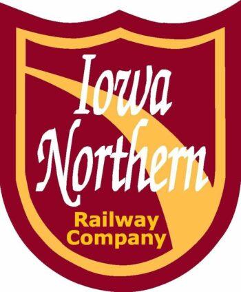 Iowa Northern Railway Company logo