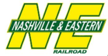 Nashville & Eastern Railroad logo