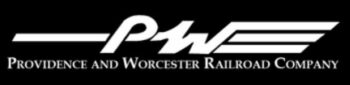 Providence & Worcester Railroad logo