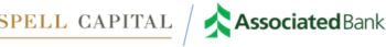 Associated Bank and Spell Capital logo