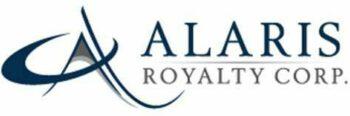 Alaris Royalty logo