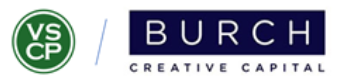 Vesey Street Capital Partners and Burch Creative Capital logo